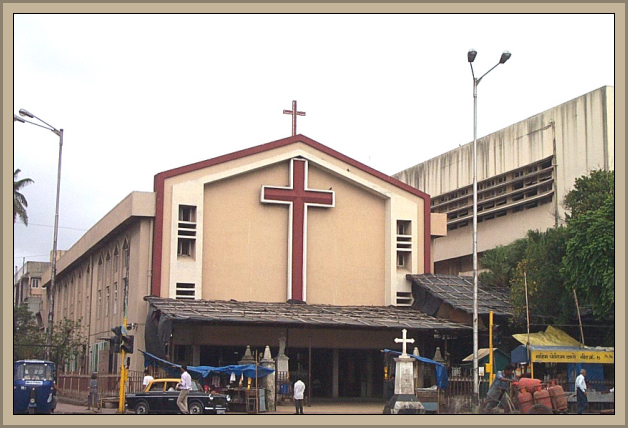 Mahim Church